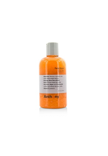 ANTHONY ANTHONY - Logistics For Men Facial Scrub (Bottle) 237ml/8oz AACD3BED693562GS_1