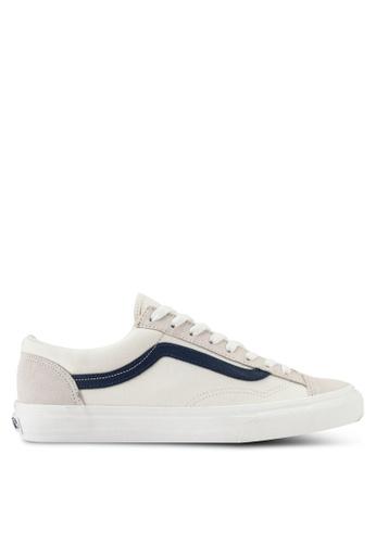 VANS white and blue Style 36 Sneakers VA142SH72EZBMY_1