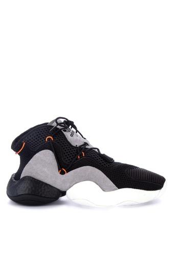 adidas black adidas originals crazy byw DDEACSH002CC1EGS_1