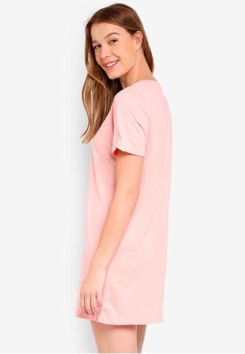 7745926dd3 Buy Cotton On Body Boxy Tshirt Nightie Online on ZALORA Singapore