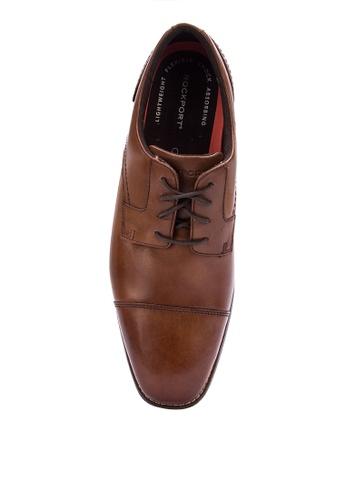 Shop Rockport Slayter Cap Blucher Formal Shoes Online On