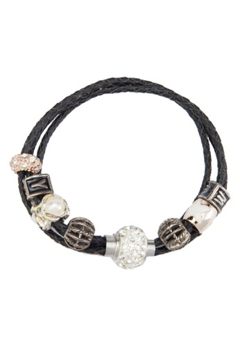 皮革閃飾手環, 飾品配件,esprit分店地址 飾品配件