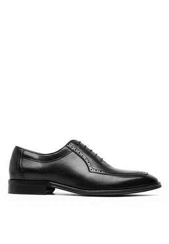 Twenty Eight Shoes 復古手工雕花真皮皮鞋 867806 74839SH099F7E2GS_1