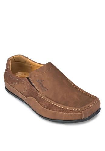 方頭休閒樂福鞋, 鞋,zalora鞋 鞋
