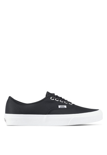 VANS black Old Skool Satin Lux Sneakers VA142SH0SWO4MY_1