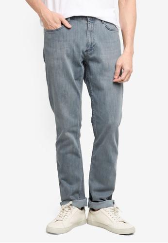 LC Waikiki grey 779 Regular Fit Jeans E677BAAC06FF5AGS_1