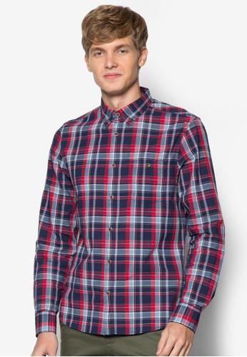 格紋長袖襯衫,esprit台北門市 服飾, 格紋襯衫