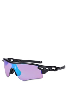 fae02bbdd Oakley black Sports Performance OO9206 Sunglasses 60BECGL5DA2E1DGS_1
