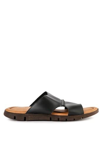Andre Valentino black Men Shoes 63003Za 6751CSH40F638EGS_1