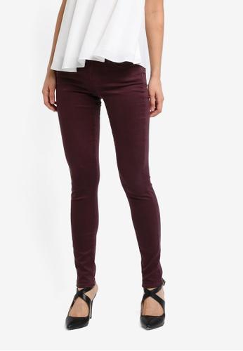Paige multi Artist Colours Verdugo Ultra Skinny Jeans SO640AA0GOP1SG_1