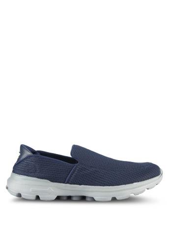 UniqTee blue Lighweight Breathable Mesh Sport Shoes UN097SH0RS4AMY_1