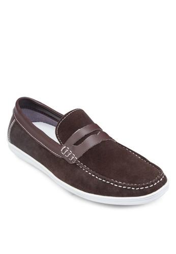 皮革esprit地址樂福鞋, 鞋, 船型鞋