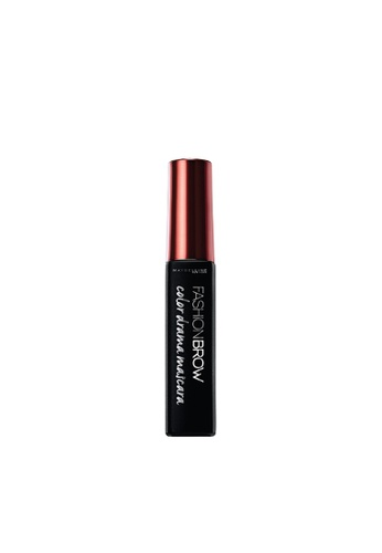 Maybelline brown Maybelline Fashion Brow Color Drama Mascara Brick Brown 6C9FFBE906B3B7GS_1