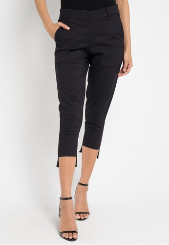 Magnificents Ladies black Symetric Trousers Pants 4B14BAA3454D1BGS_1