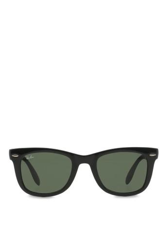 Wayfaesprit holdings limitedrer 經典折疊太陽眼鏡, 飾品配件, 方框