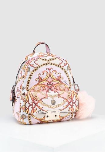 Buy Guess Jori Bowery Backpack Online on ZALORA Singapore b06eb099e067f