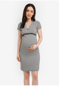e27302deaee4 Psst... we have already received your request. Envie De Fraise. Maternity  Erin Nightie