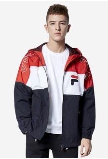 25459203 Buy Fila Originale Hooded Zip Jacket Online on ZALORA Singapore