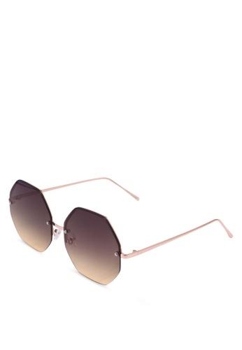 ALDO gold Ulialia Sunglasses 66CBAGLF88694AGS_1