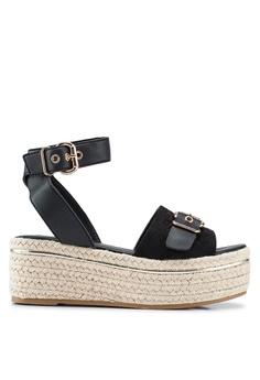 da8b934106e5 Shop River Island Wedge Sandals for Women Online on ZALORA Philippines