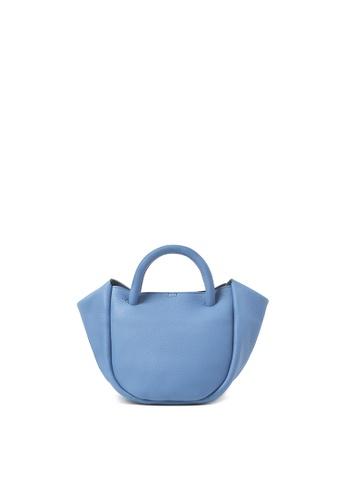 BERACAMY blue BERACAMY NADIA Mini Satchel - Sky Blue 3E2BBAC6150322GS_1