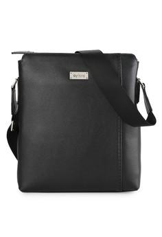 1cc26cf075 Byford black Sling Bag Male BY242AC0US3JID 1