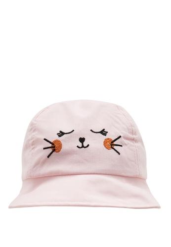 DeFacto pink Patterned Bucket Hat DD0F4KC2C1DDD8GS_1