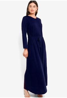 2d8f85ccf7c9 ZALIA BASICS Tie On Dress RM 87.00. Sizes XS S M L XL