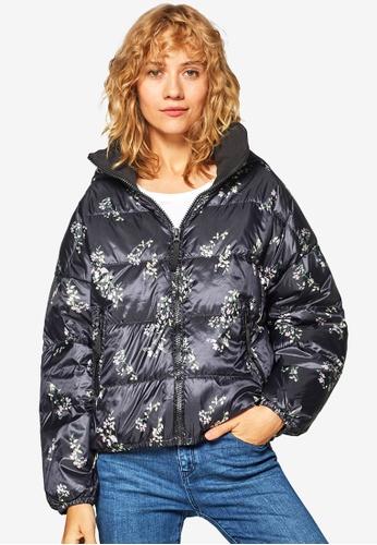 ESPRIT black Outdoor Woven Regular Jacket 39D0CAAC440864GS_1