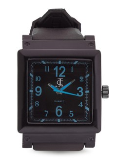 Analog Square Dial Watch