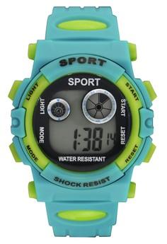 Sport Shock Resist Unisex Digital Watch H-805