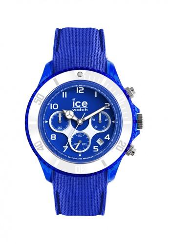 Ice-Watch blue ICE dune - Admiral blue - Large IC770AC2V3RTHK_1