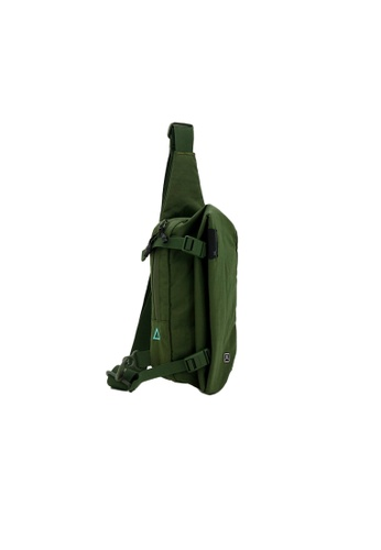 MORAL green Smith Sling - Basil 8DE54ACEB3579AGS_1