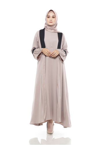 Mimamim purple Leia Busui Dress 79399AA85F4C22GS_1
