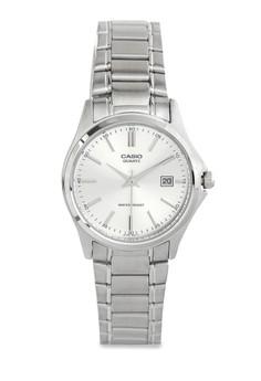 harga Casio Round Watch Ladies Analog Ltp-1183A-7A Zalora.co.id