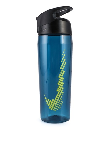 Nike green TR Hypercharge Straw Water Bottle 7A68AAC2EDC0B3GS_1