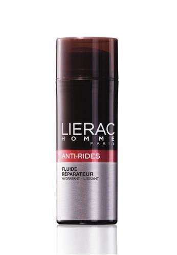 LIERAC Lierac Homme Smoothing  Repair Anti-Wrinkle Moisturizer 24HR Intense Hydration LI932BE0GLV3SG_1