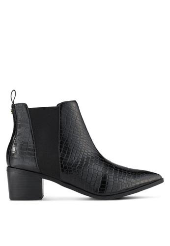 Miss KG black Sharpe Ankle Boots MI302SH0SCL0MY_1