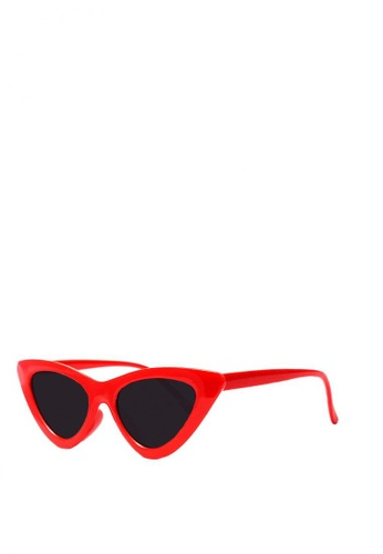 Kallisto red Denise Sunglasses 6A9ABGLB938BC4GS_1