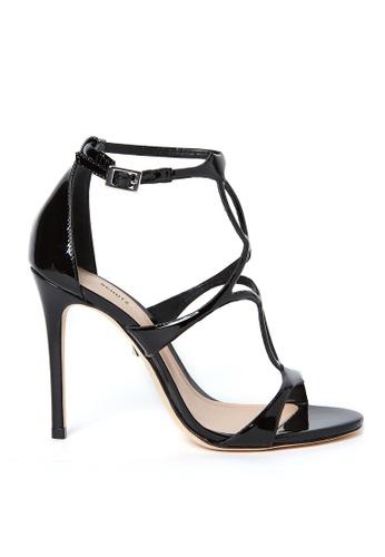 Schutz 黑色 SCHUTZ 搭帶高跟涼鞋 - AMELIA (黑色) A6AE9SH6B293C3GS_1