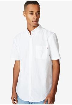 Buy Cotton On Men Short Sleeve Shirts Online   ZALORA Malaysia