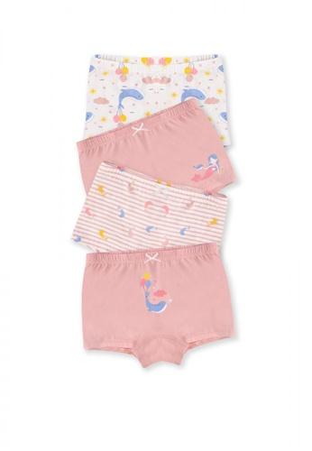 Meet My Feet multi Move Nora - Boyshorts Underwear for Girls 4183FKABD41BE1GS_1