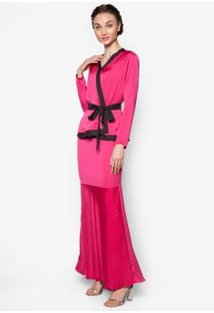 Kimono Wrap Kurung