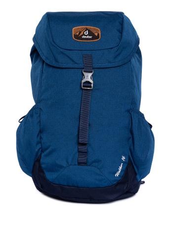 Deuter blue Walker 16 Liters Backpack 1AEB1ACFBE53ABGS_1