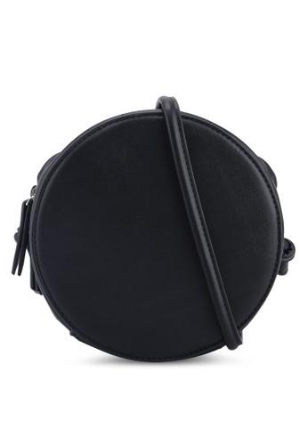 MANGO black Round Bag DD4E0ACCE03C5AGS_1