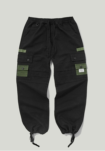 Twenty Eight Shoes Drawstring waist chino Pants 9324S 64616AACF3D7F6GS_1