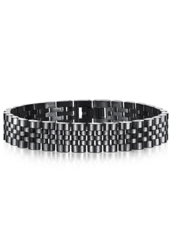 Trendyshop black Men's Bracelet 61E98ACFA1A739GS_1
