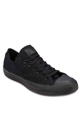 esprit 寢具Chuck Taylor All Star Monochrome Core Sneakers Ox, 女鞋, 鞋