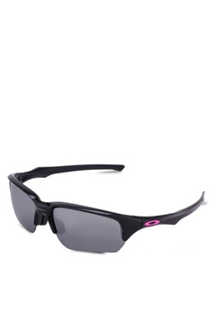77870b485 Oakley black Sport Performance OO9372 Sunglasses 82DD6GLA637BA1GS_1