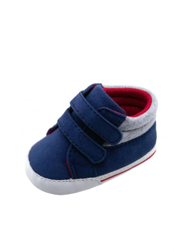 Chicco blue Oward Infant Shoes 7DFC0KSC36A49CGS_1